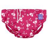 Bambino Mio Reusable Swim Nappy Flamingo 6-12m