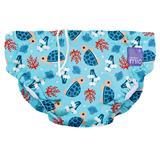 Bambino Mio Reusable Swim Nappy Turtle Baby 2yrs+