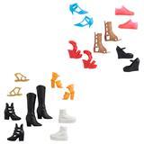 Barbie Accessory Shoes 5Pk