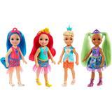 Barbie Dreamtopia Chelsea Fantasy & Mermaids Asst