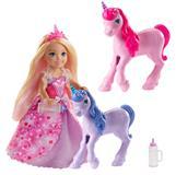 Barbie Dreamtopia Chelsea Princess & Baby Unicorns