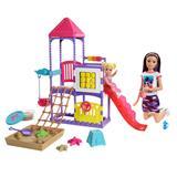 Barbie Skipper Babysitter Playground