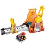 Blaze and the Monster Machines Light and Launch Hyper Loop Playset