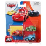 Cars 3 Mini Racer Car Asst 3Pk