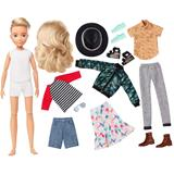 Creatable World Deluxe Character Doll with Blonde Hair