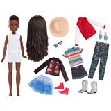 Creatable World Deluxe Character Doll with Braided Hair
