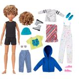 Creatable World Deluxe Character Doll with Light Curly Hair