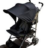 Diono Stroller Sun Shade Maker - Black
