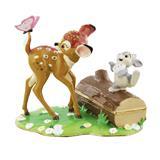Disney Classic Trinket Box - Bambi & Friends
