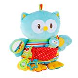 ELC Blossom Farm Owl Activity Plush