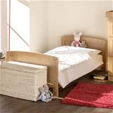East Coast Hudson Cot Bed - Antique