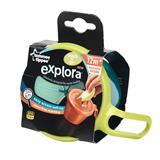 Explora Snack and Go Pot - 2 Colours