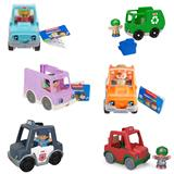 Fisher-Price Little People Small Vehicles Asst