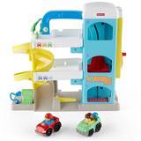 Fisher-Price Little People Wheelies Garage Playset