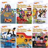 Hot Wheels Beatles 'Yellow Submarine' Assortment