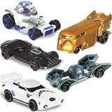Hot Wheels Star Wars Car and Carship Assortment