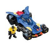 Imaginext DC Superfriends Deluxe Batmobile