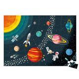 Janod Educational Puzzle Solar System