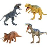 Jurassic Roarovores Asst