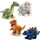 Keel Toys Keeleco Dinosaurs Assortment 26cm