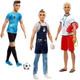 Ken Career Dolls Asst