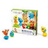 Lalaboom Gift Box Animals Set 25Pk