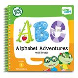 Leap Frog LeapStart Alphabet Adventures Activity Book