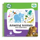 Leap Frog LeapStart Amazing Animals Activity Book