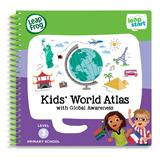 Leap Frog LeapStart Kids' World Atlas Activity Book