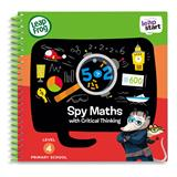 Leap Frog LeapStart Spy Maths Activity Book
