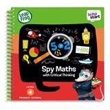 Leap Frog LeapStart Spy Maths Activity Book