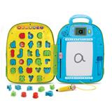 Leap Frog Mr. Pencil's Alphabet Backpack