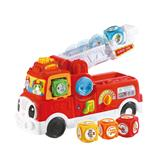 Leap Frog Tumbling blocks Fire Engine