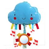 Little Bird Told Me Fluffy Cloud Musical Pull Toy