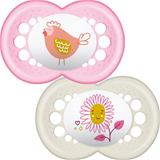 MAM Original Soother Pink 12m+ 2Pk