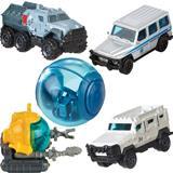 Matchbox Jurassic World Diecast Collection