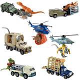 Matchbox Jurassic World Dino Transporters