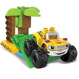 Mega Bloks Blaze and the Monster Machines Truck Assortment