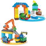 Mega Bloks Thomas & Friends Location Collection Asst