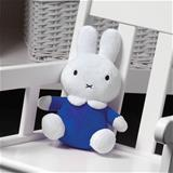 Miffy Classic Soft Toy Blue