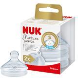 NUK Nature Sense 6-18m Small Teat