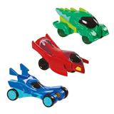 PJ Masks Night Time Micros Hero Vehicle 3pk