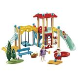Playmobil Fun Park Playground with Watchtower
