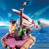 Playmobil Pirate Raft