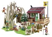 Playmobil Rock Climbers with Cabin