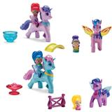 Shimmer and Shine Teenie Genie Pony Pack Asst
