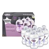 Tommee Tippee Closer to Nature Advanced Comfort Bottle 260ml 6Pk