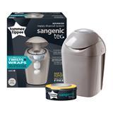 Tommee Tippee Sangenic Hygiene Tec Tub Urban Grey