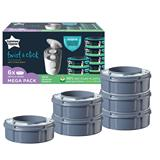 Tommee Tippee Sangenic Twist & Click Cassette 6pk