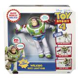 Toy Story 4 Walking Buzz Lightyear